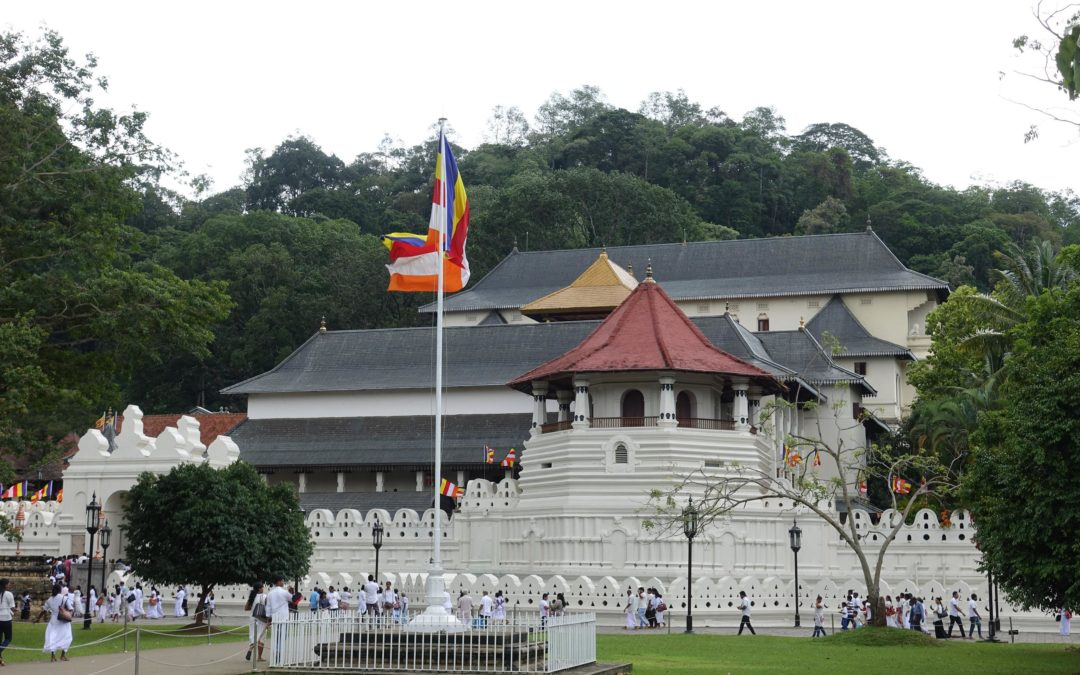 Kandy et ses environs